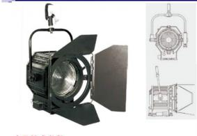 Đèn Spotlight LED 100W